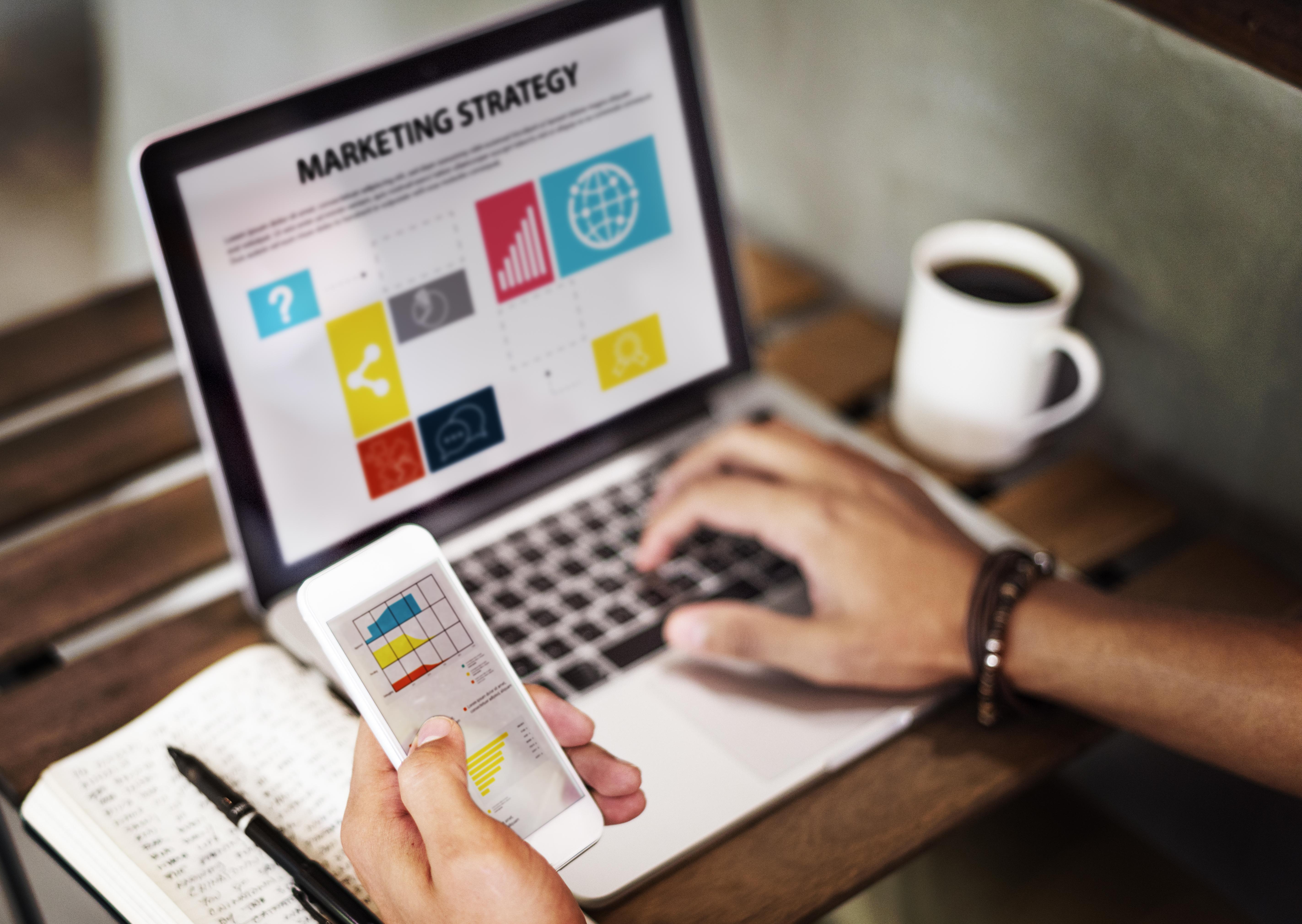 أفضل 5 أدوات للتسويق الإلكتروني